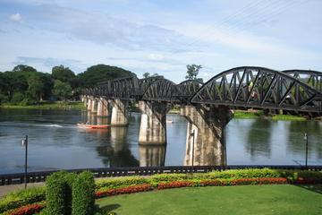 3-Day River Kwai Adventure from Bangkok
