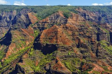 Private Tour: Waimea Canyon, Wailua Falls, Kauai Coffee Company and Spouting Horn
