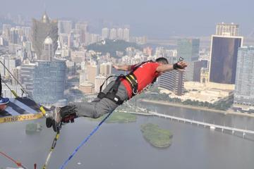 Macau Tower Bungy Jump