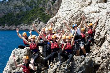 Small-Group Serra de Tramuntana Cliff Jumping Experience in Mallorca