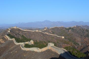 One-Day Small Group Great Wall Hiking Highlight: Simatai West to Jinshanling