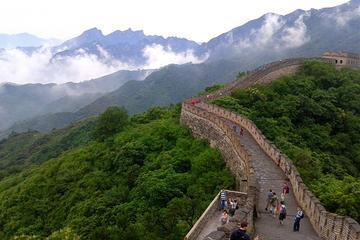 Mutianyu Great Wall Hiking Tour from Beijing with Lunch