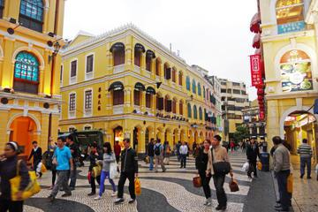 Day Trip to Macau from Hong Kong
