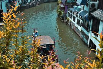 Private Tour: Zhujiajiao Water Town and Qibao Ancient Town from Shanghai