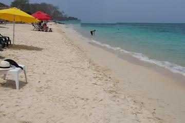 Playa Blanca and Baru Island Day Trip from Cartagena