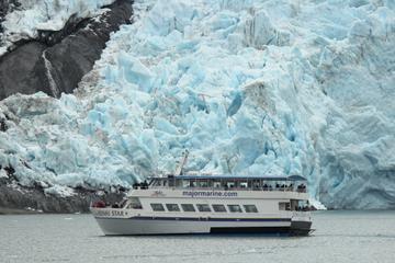 Prince William Sound Blackstone Bay Glacier Cruise