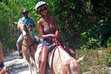 Horseback Riding to Las Ondas Cave from Punta Cana