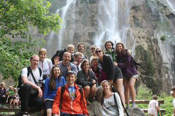 Plitvice Lakes and Rastoke Day Tour from Zagreb