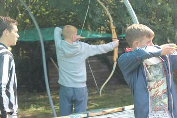 Private Archery Session in Blackpool