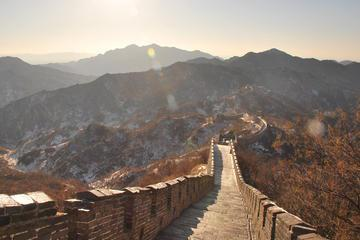 Mutianyu Great Wall and Summer Palace Day Trip from Beijing