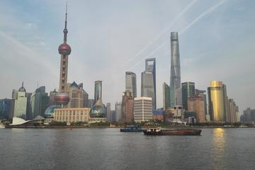 2-Hour Private Walking Tour of Bund including Ferry Ride