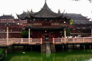 3 Hours Walk Tour: Shanghai Old Town Walking Tour