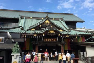 Old Tokyo Tour: Buddhist Fire Ceremony and Traditional Food and Craft Shops