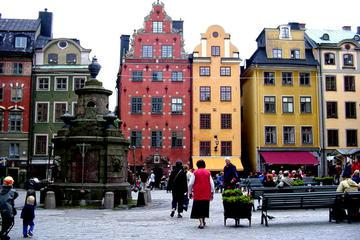 Shore Excursion: Best of Stockholm Group Tour