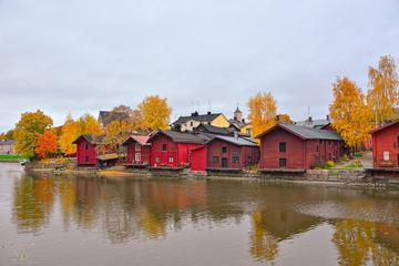 Private Shore Excursion: Best of Helsinki and Medieval Porvoo