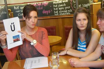 Budapest Walking Tour and Basics of Hungarian Language Class