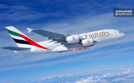 Dubai: 30-Minute Emirates A380 Experience