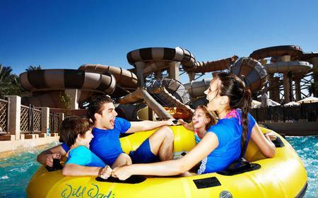 Dubai: Wild Wadi Waterpark Full-Day Entrance Ticket