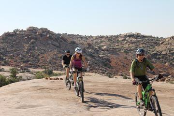 Moab Klondike Bluff Mountain Biking Experience