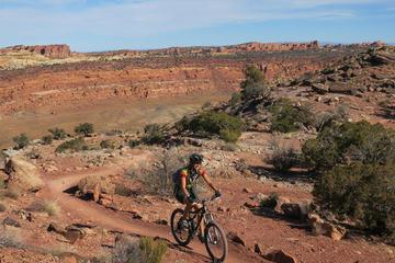 Moab North Klondike Intermediate Mountain Biking Experience