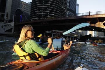 Chicago River Kayak Tour