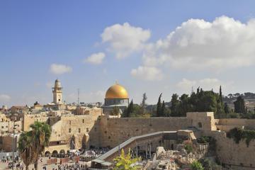 Ashdod Shore Excursion: Jerusalem and Bethlehem Day Trip