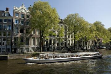 Amsterdam City Canal Cruise plus Skip-the-Line Madame Tussauds Entrance Ticket