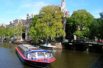 Amsterdam Canal Cruise and House of Bols Entrance Ticket