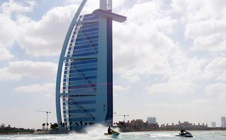 Jet Ski Tour in Dubai with a Certified Guide