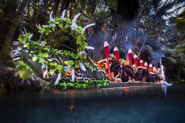 Spirit Mountain Combo Tour with Maori Hangi Feast in Rotorua