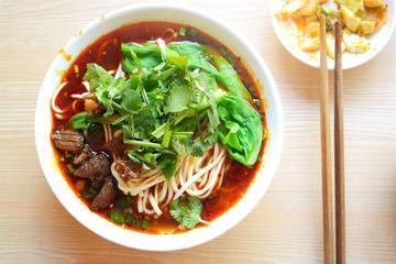 Chengdu Evening Food Tour by TukTuk