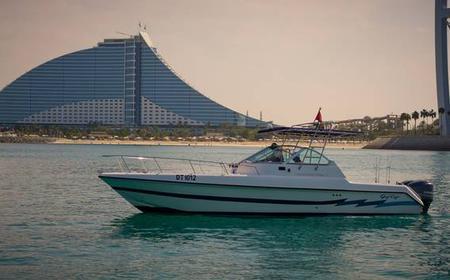 Dubai: 4-Hour Fishing Trip with Transfers