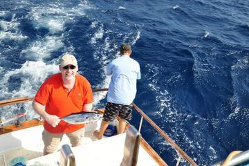 Half-Day Private Deep Sea Fishing Trip in Curaçao