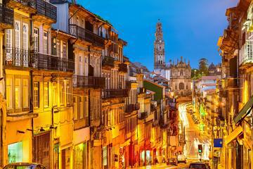 Bohemian Night Porto Walking tour