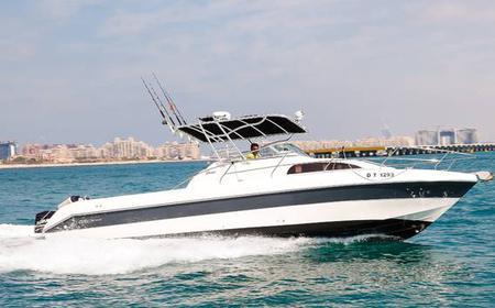 Dubai Marina 4-Hour Fishing Experience