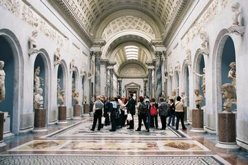 Vatican Sistine Chapel St Peter Small Group Guided tour
