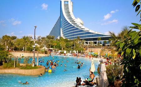 Dubai: Wild Wadi Water Park Ticket and Transfer