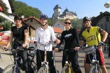 Small-Group Bike Tour to Karlstejn from Prague
