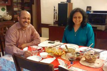 Authentic North Indian Cooking Lesson and Dinner at a Delhi Local Home