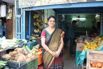 Learn to Cook from a Local: Private Market Visit and Cooking Class in Chennai