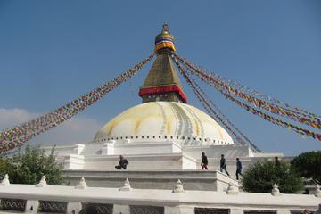 Private Full-Day Tour of Buddhist Temples in Kathmandu