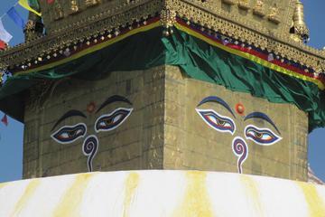 Half Day Swoyambhu and Patan Durbar Square Tour in Kathmandu