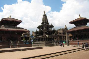Private Tour: Explore 3 Durbar Squares in Kathmandu