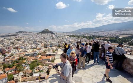 Athens City Sightseeing and New Acropolis Museum Tour