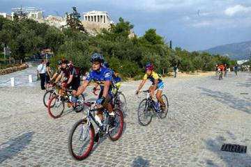 Athens: 3-Hour Discover the City by Bike Tour