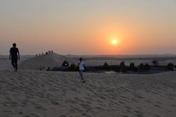 Abu Dhabi Desert Safari Overnight Tour in Bedouin Camp