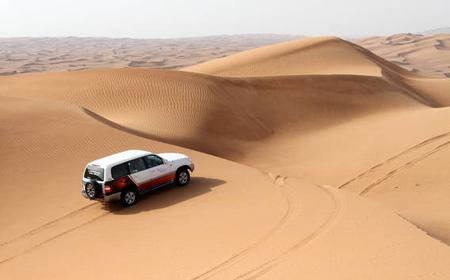 Dubai Full-Day Desert and Snow Safari