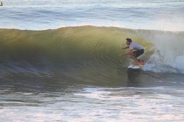 La Libertad Surf Lesson from San Salvador