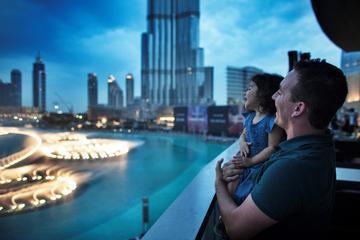 City Tour of Dubai: Dubai Museum, Jumeirah Mosque, Palm Islands