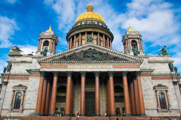Private Tour of Peter and Paul Fortress Including St Isaac Cathedral from St Petersburg